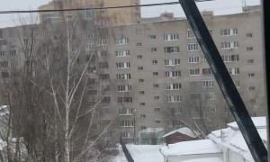 Snow Removal With Surprise Ending