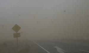 Dust Storm in South Australia