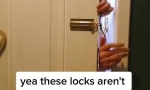 Door Lock Demonstrated to be Unsafe