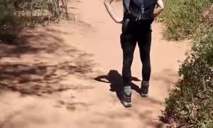 Wife Scared by Husbands Fake Snake Prank