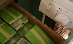Kitchen Drawer Has Three-Factor Authentication