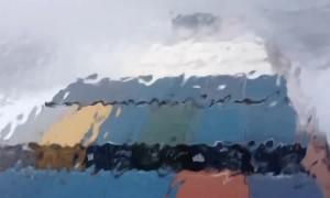 Cargo ship near Bermuda battles stomach-turning waves