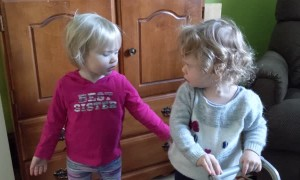 Toddler Accuses Cousin of Pooping Her Pants