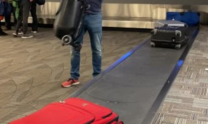 Leaving the Baggage Carousel in Style