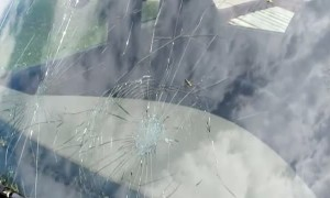Violent Hail Storm Strikes Oklahoma