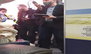 """""""Hijacked"""" Ryanair Plane in Belarus"""