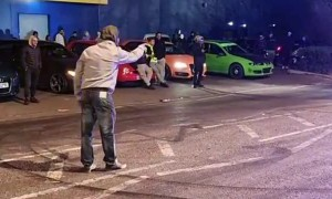 Cops Getting Goaded by Hilarious Guy