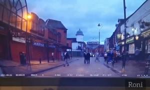 Pub Brawl Post-Lockdown