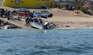 Boat Launch Lesson Learned the Hard Way