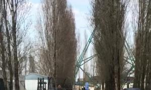 Stuntman does Somersaults with ATV