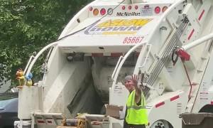 Garbage Man Appreciation