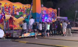 Traverse City Carnival Ride Malfunctions