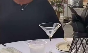 Mom's Martini Goes Missing