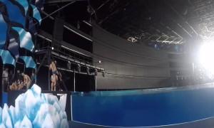 Man on Muscle Relaxants Falls From Russia Swing