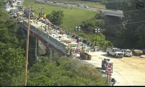 262 Hour Bridge Replacement Time-lapse
