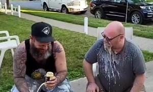 Beverage Challenge Backfires