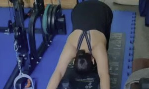Puppy Interrupts Personal Training Session to Pee