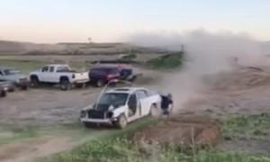 Crashing a Car For Fun