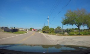 Out of Control Pickup Slams Into Multiple Vehicles