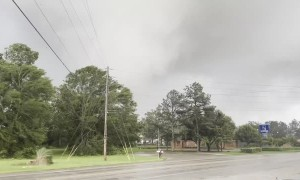 Tornado Rips Through Small Mississippi Town