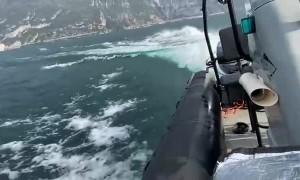 10 Meter Boat Jump