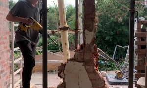 Why You Should Wear a Helmet Doing Construction Work
