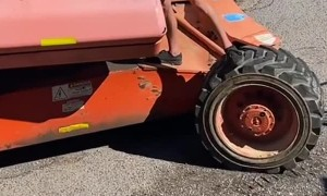 Apprentice Fails Filling Equipment Gas Tank