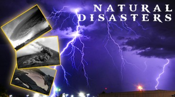 20 Stunning Pictures Of Natural Disasters