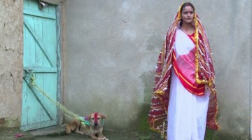 Indian Teenager Forced To Marry A Dog In A Bizarre Ritual