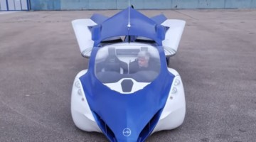 This Weird Looking Car Just Made Science Fiction A Reality
