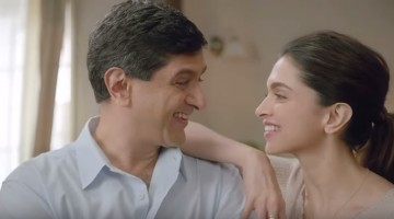 Deepika Padukone with her Dad in this new Ad, watch this beautiful Chemistry
