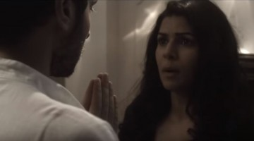 Have you seen Nimrat Kaur in this spooky love story ? She emerged as star in this scary shortfilm