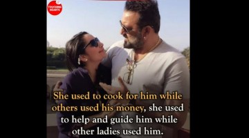 This Is How Sanjay Dutt Met His Wife!
