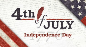 Bizzare facts About The 4th Of July!