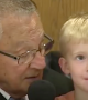 Judge Allows a Little Boy to Choose His Father\'s Punishment in Court.