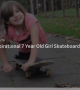 Watch This Heart Melting Video Of A Little Girl Skating With No Legs!