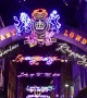 'Bohemian Rhapsody' light display unveiled on London's Carnaby Street