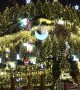 Traditional UK pub dazzles West London with more than 20,000 Christmas lights