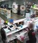 Scary Smoke Store Robbery