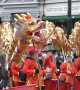 London celebrates Chinese New Year