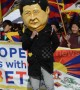 Human rights protests held as President Xi Jinping visits Paris