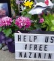 Richard Ratcliffe on sixth day of hunger strike at wife Nazanin's Iran imprisonment