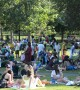 Scores enjoy hottest ever August Bank Holiday weekend in Hyde Park