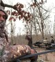 Turkey Keeps Hunter from Getting Game